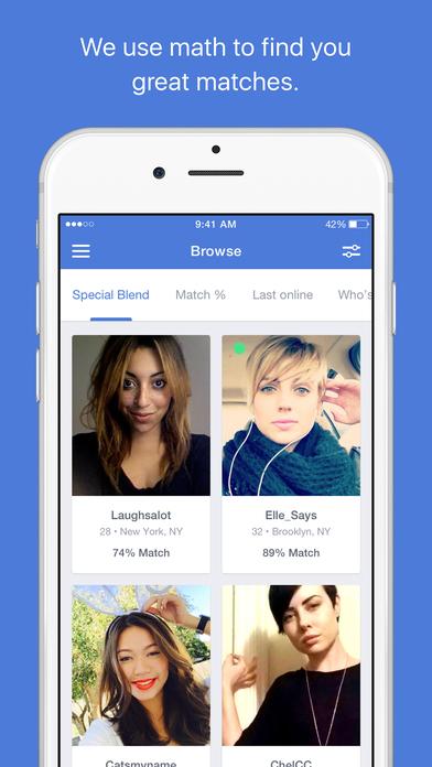 Dating website iphone app
