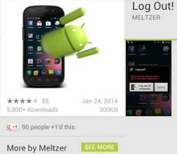 log-out-app-in-google-play-store