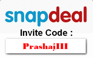 927605fd3 Snapdeal Invite Code (AjayWhLBOs) Get Rs 200 per Referral