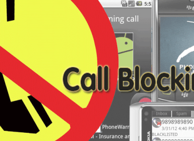 5 Best Free Call Blocker App for Android to Avoid Spam/Unwanted Calls