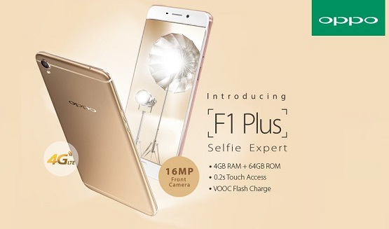 Oppo-F1-plus-Android-4G-LTE