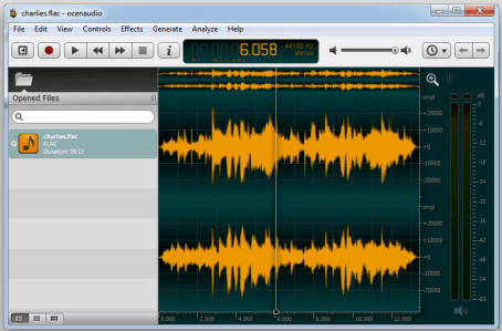 multiplatform audio editing software