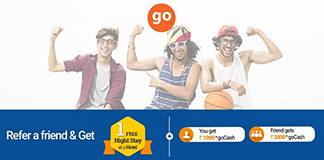 Use Goibibo Referral Code (DINU109) to Get Rs 1000 Go Cash Free