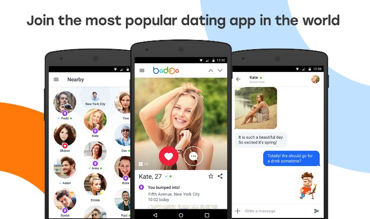 Top ten dating apps for ios