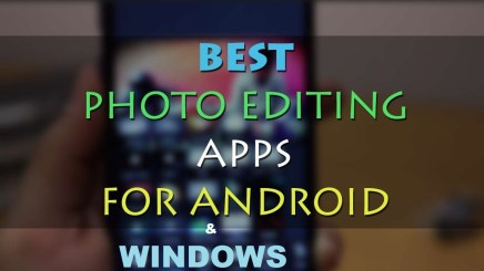Best Free Photo Editing Apps