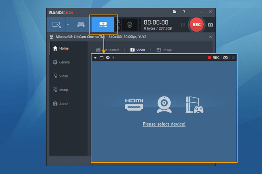 video game recording software