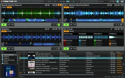 Native Instrument Traktor Pro