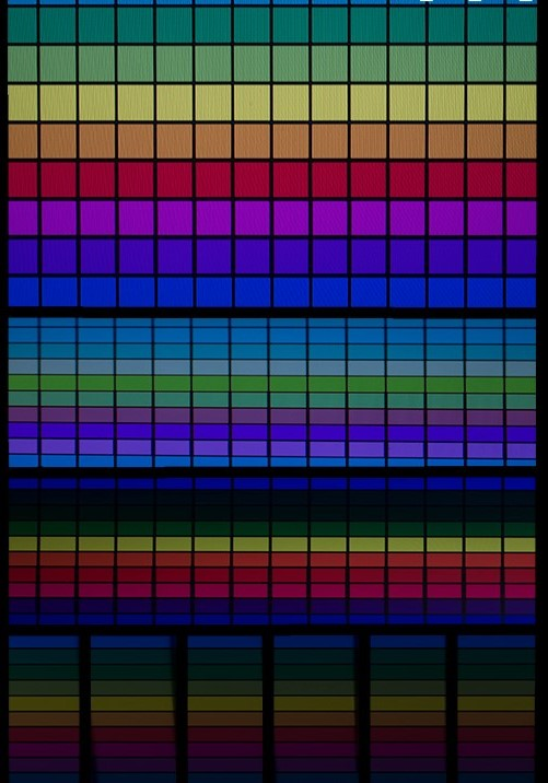 Twisted Nematic (TN) panels