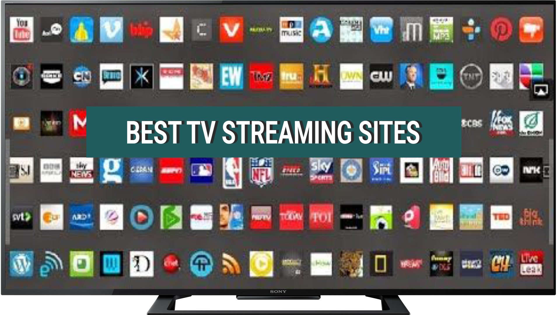7 Best Live TV Streaming Sites 2019 - Watch Live TV for Free