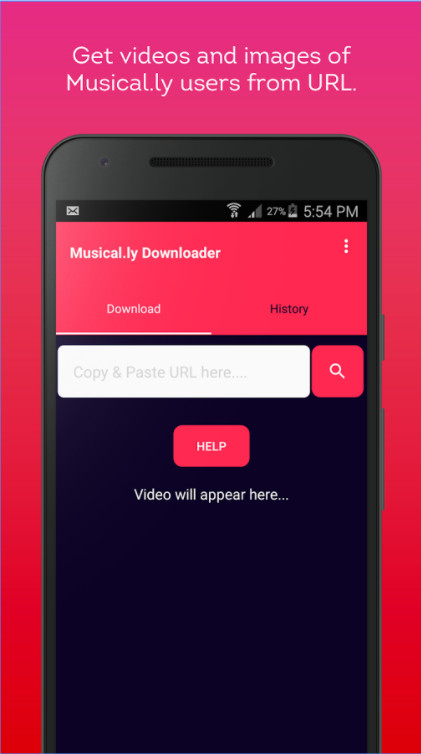 how to download musically videos