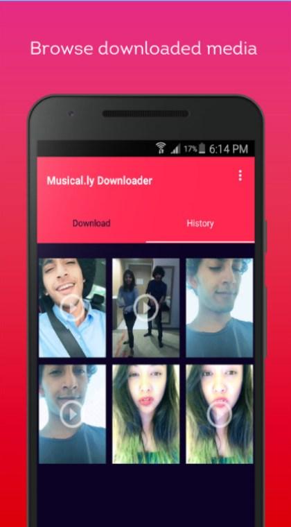 download musically videos online