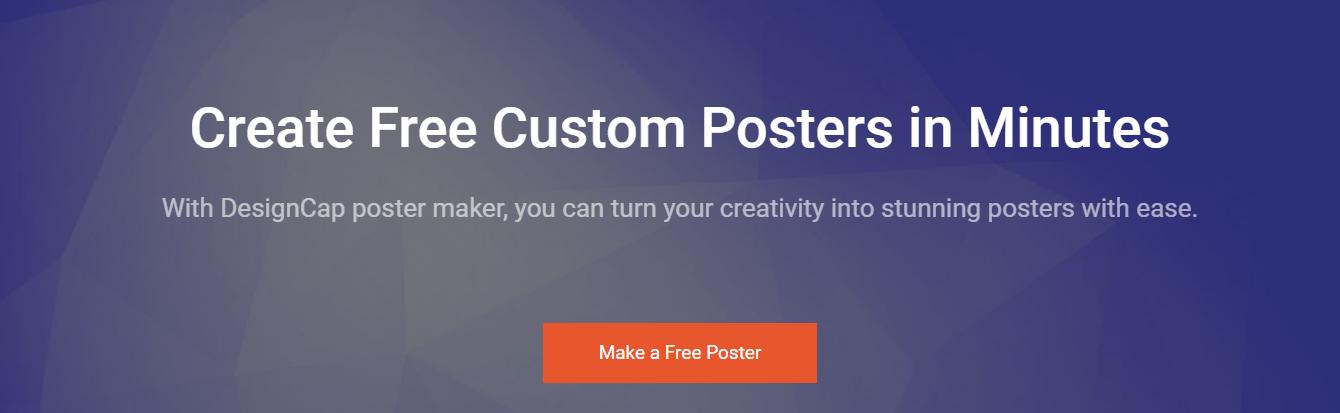 professional poster maker