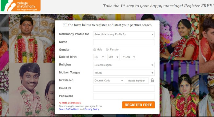 Top 10 Best Free Matrimonial sites in India Shaadi, BharatMatrimony