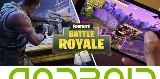 Fornite on Android