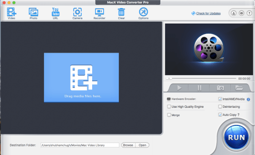macx pro video converter