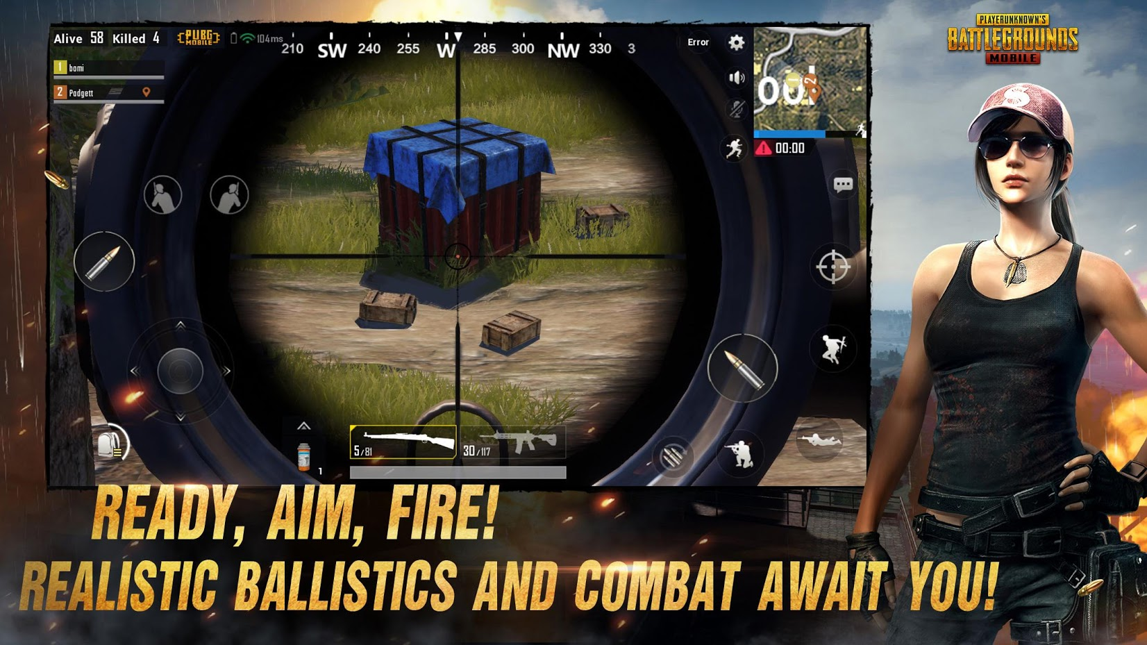 Pubg Mobile Hdr Extreme Realistic Gameplay Android Ios: PUBG Mobile Official Emulator For PC