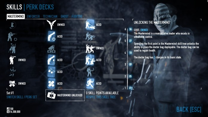 Build A Dodge >> 7 Best Payday 2 Builds Every Payday Fan Must Try