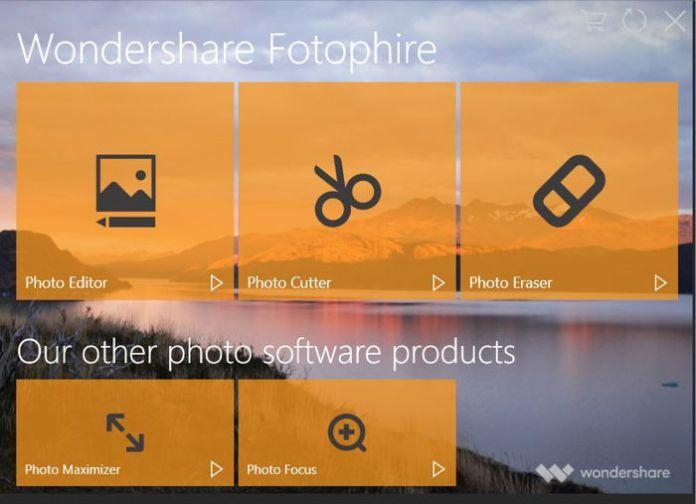 Wondershare Fotophire Review