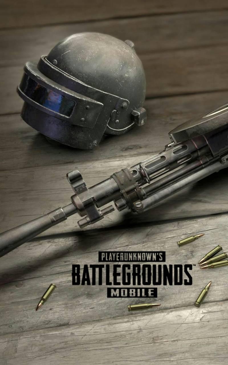 pubg gun wallpaper
