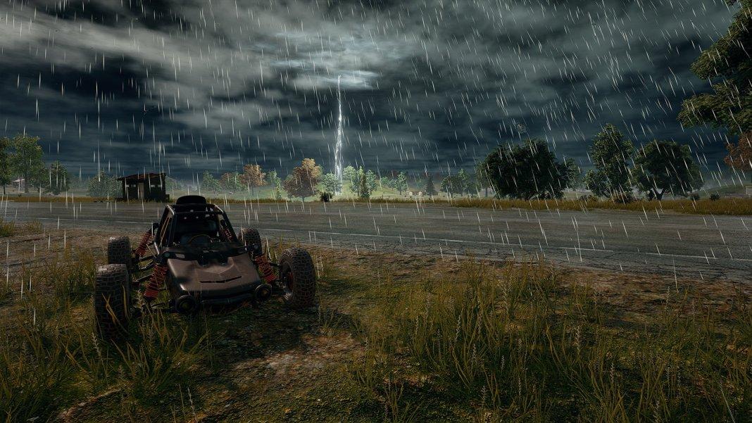 pubg rain weather wallpaper