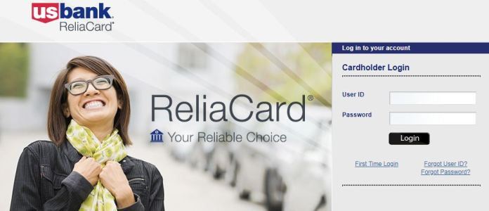 us bank reliacard activation