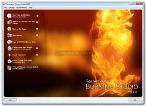 Ashampoo Burning Studio