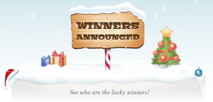 Winners Announced