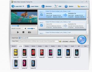 WonderFox Nokia Video Coverter Pro