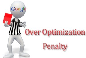 Optimization Penalty