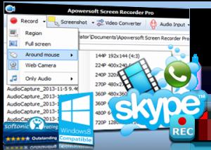 Apowersoft Desktop Screen Recorder Pro