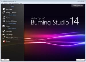 Ashampoo Burning Studio 14