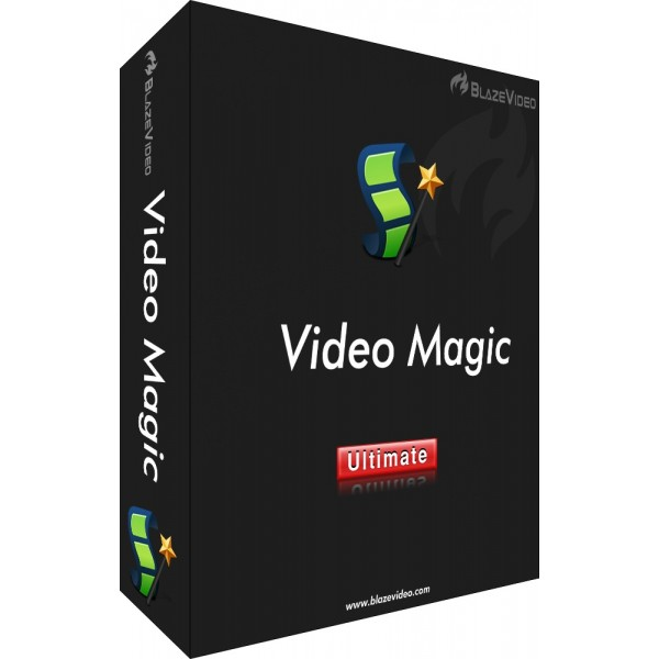 Blaze Video Magic Software