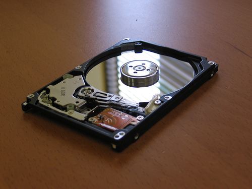 Hard Drive Failure