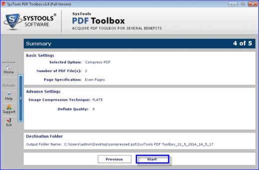 SysTools PDF Toolbox Summary