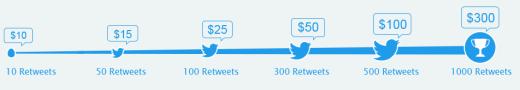 Retweet Campaign