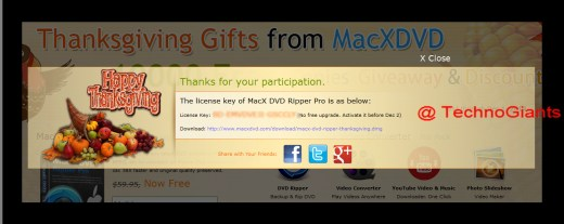 MacX DVD Ripper Pro License Code