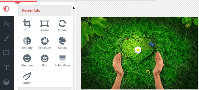 Free Online Photoshop Alternative | Online Photo Editor ...