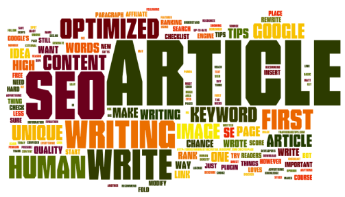 Seo Article Writing Tips