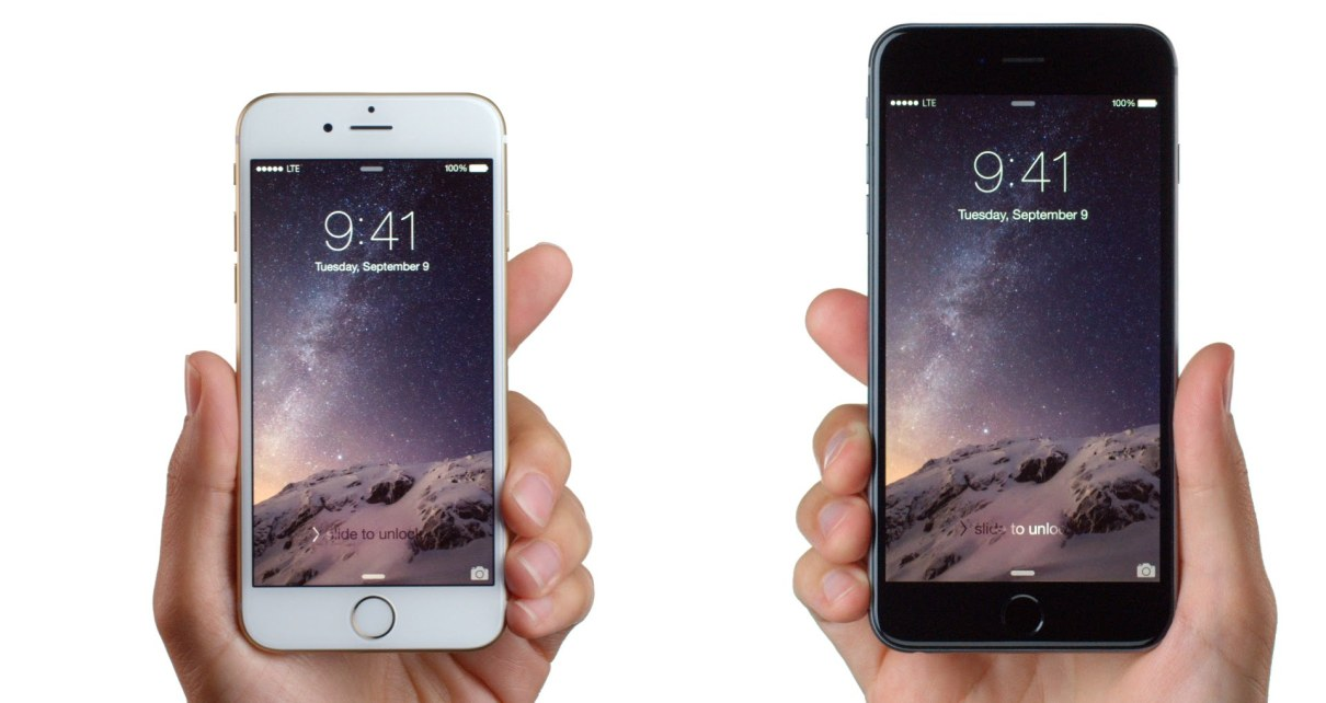 iPhone 6 n iPhone 6 Plus