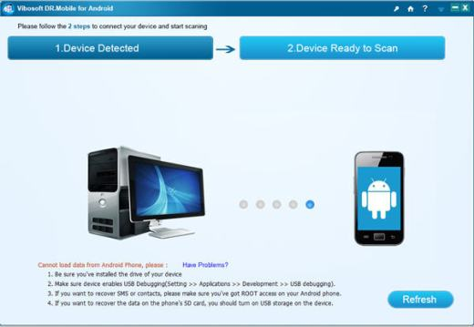 Vibosoft DR. Mobile for Android
