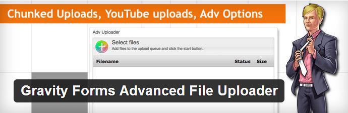 Gravity Forms File Uploader