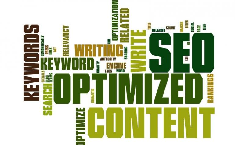Write SEO Optimized Content