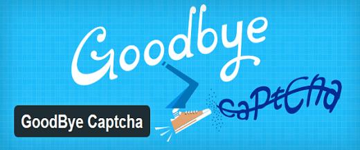 GoodBye Captcha