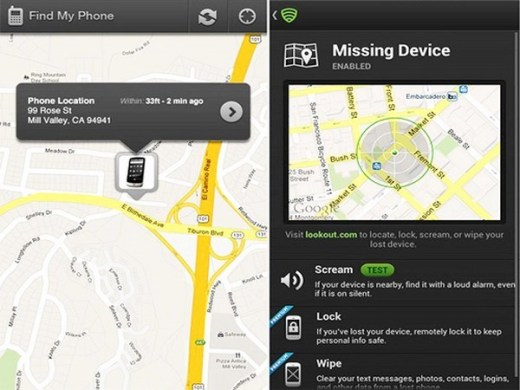 Track your Lost Phone