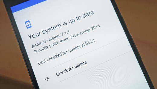 System Up Date