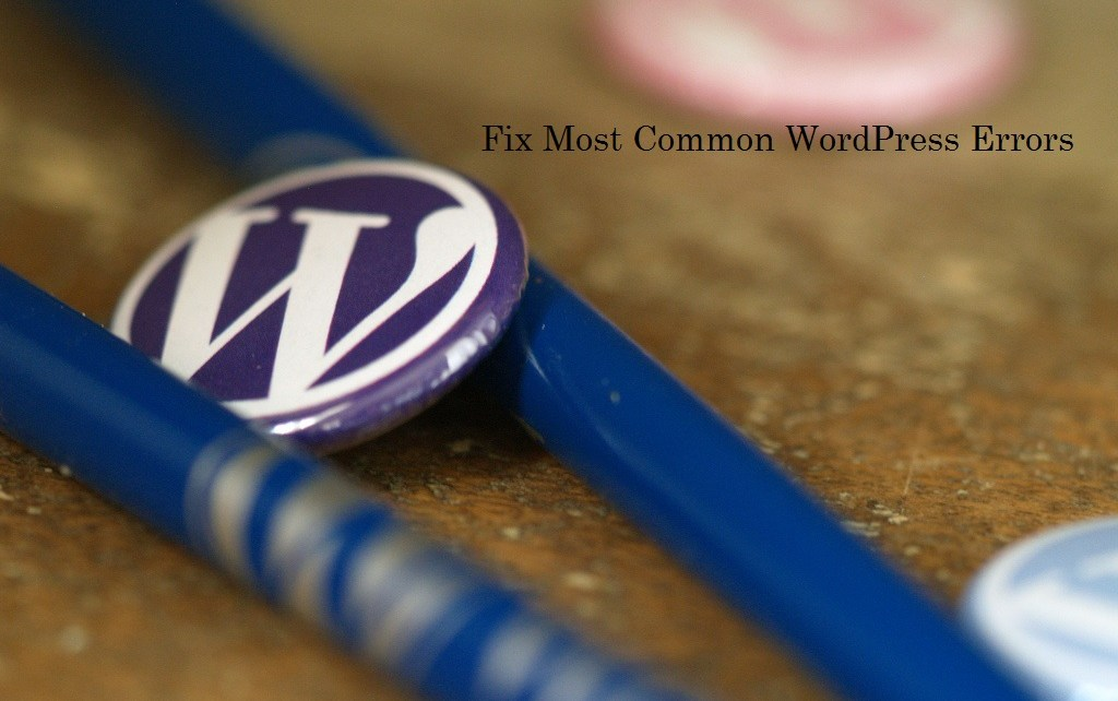 WordPress Errors