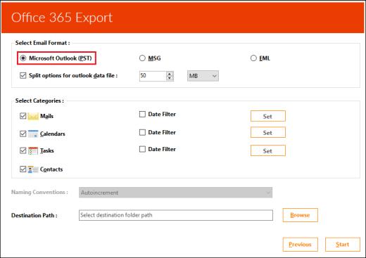 Office 365 Data