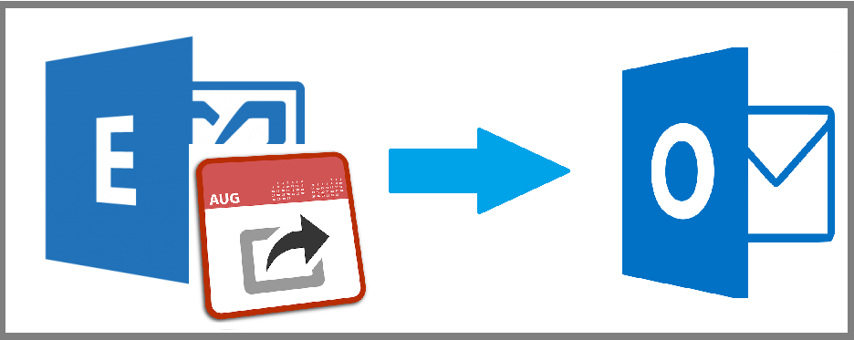 Exchange Calendar to PST Outlook 2010 Without PowerShell