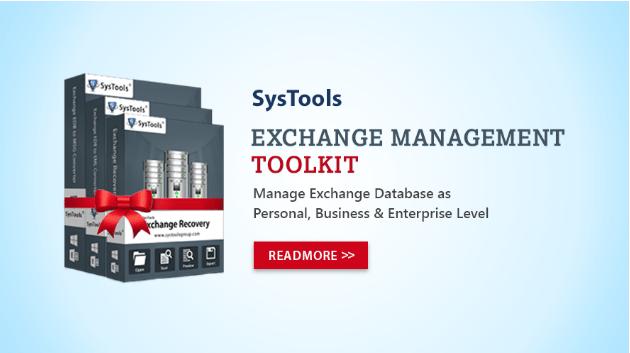 Exchange Toolkit