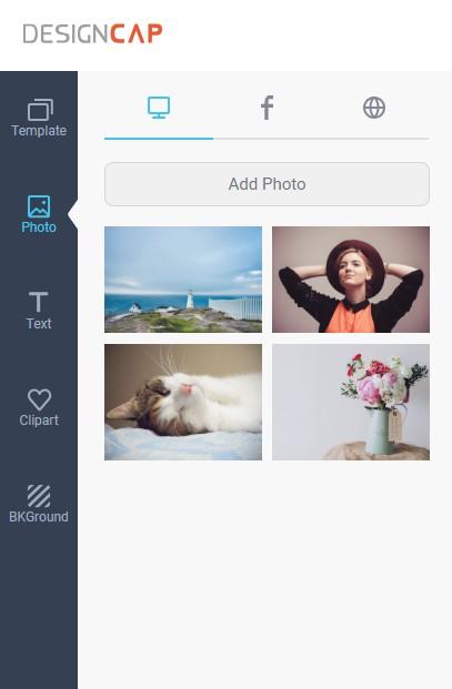 DesignCap Photo